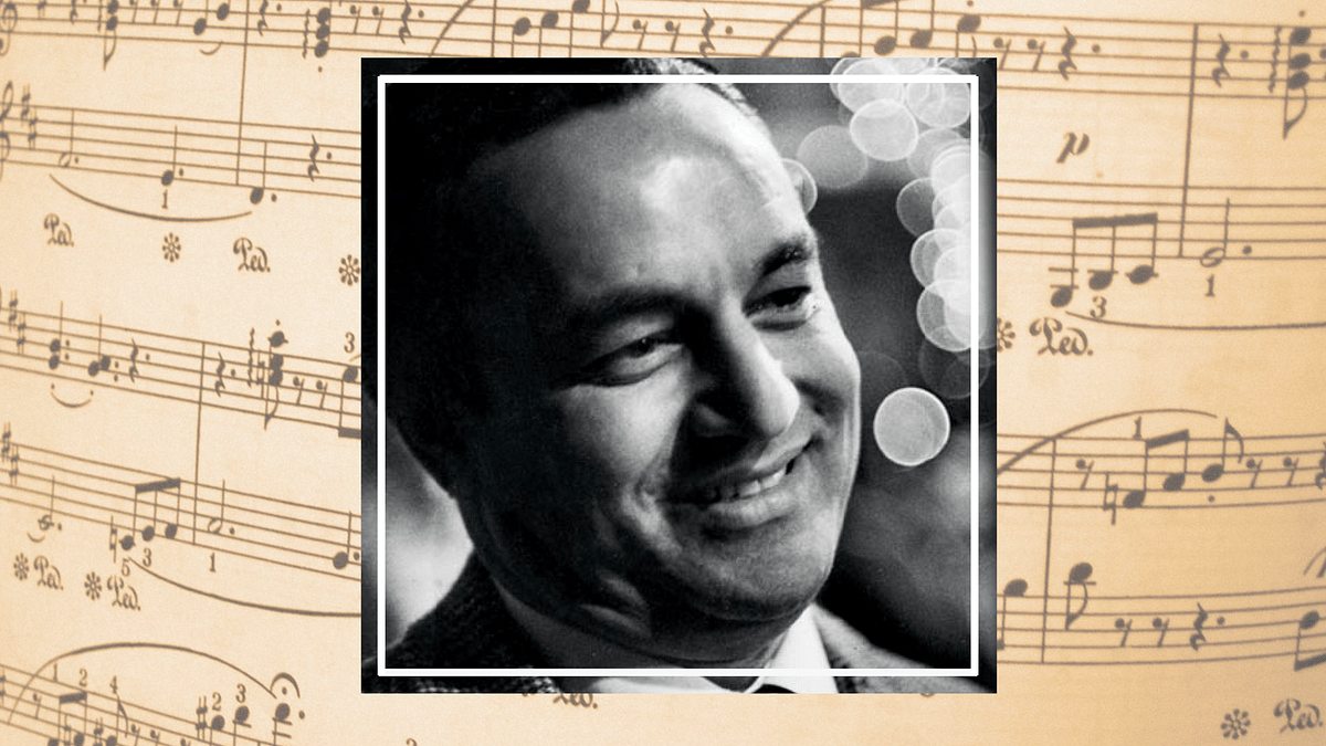 Mukesh's timeless melodies are blockbusters of a different league.