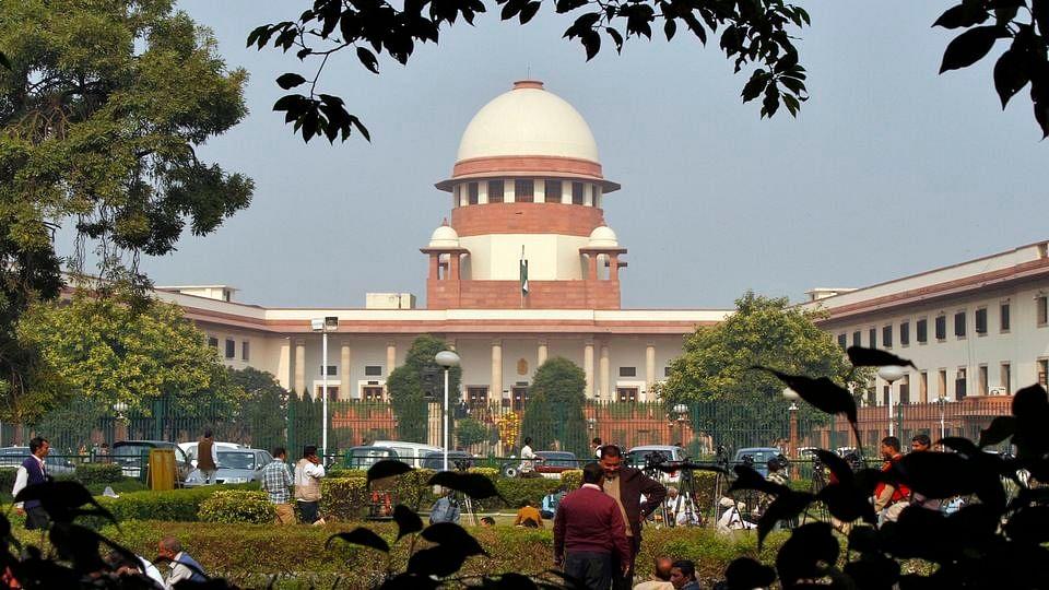 File photo of the Supreme Court.