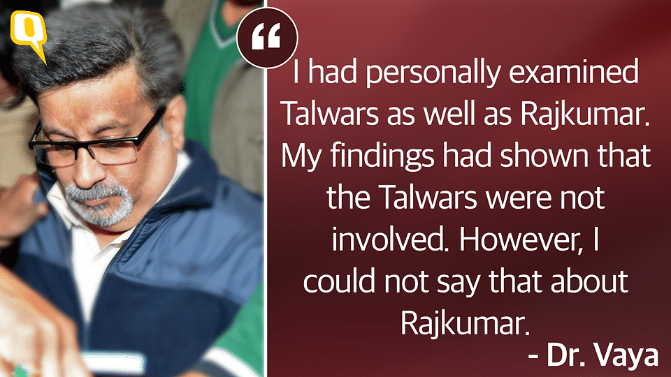 Was a Top Forensic Doctor Who Found Talwars 'Innocent', Silenced?