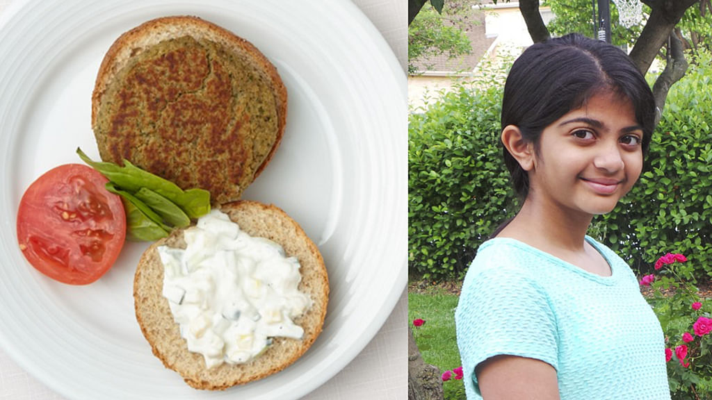 "Shreya Patel was a part of  the US State Kids' State Dinner 2015, thanks to her Garam Masala burger. (Photo:<a href=""http://www.letsmove.gov/blog/2015/07/07/garam-masala-quinoa-burger-raita""> letsmove.gov</a>)"