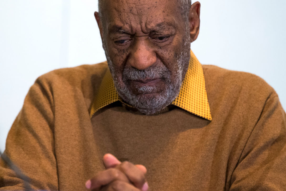 Bill Cosby the comedian accused of sexual assault (Photo: AP)