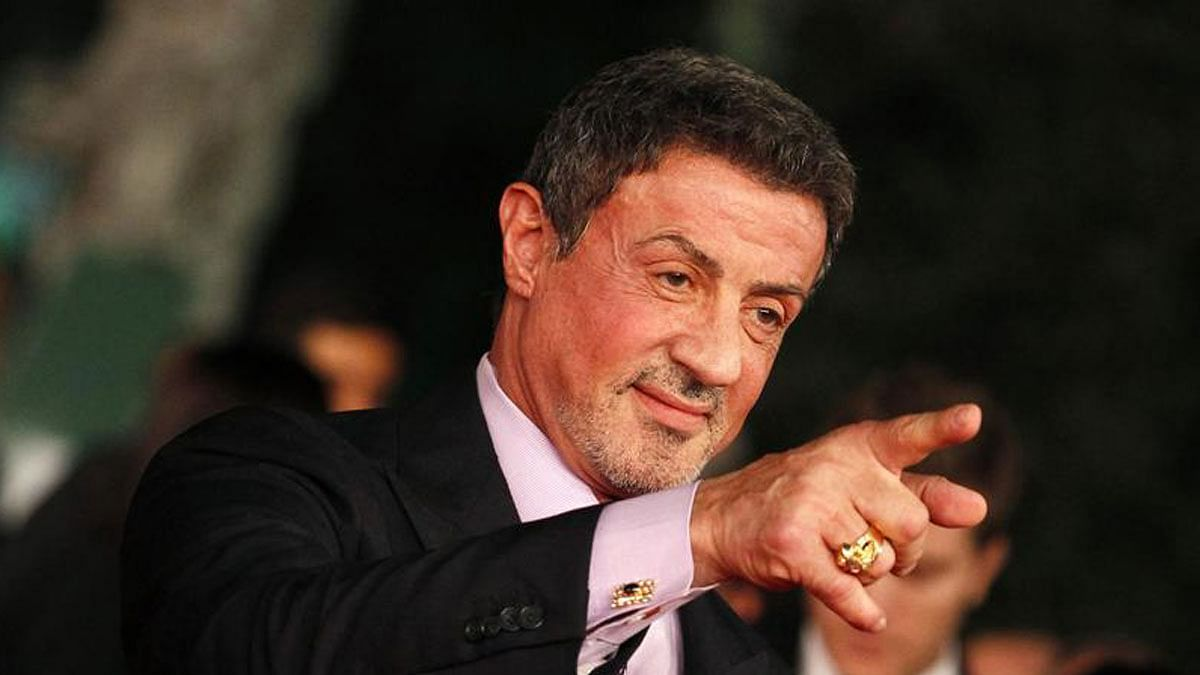 Sylvester Stallone has been accused of rape.