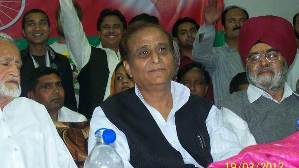 UP minister Azam Khan. (Photo: Facebook.com/Azam Khan)