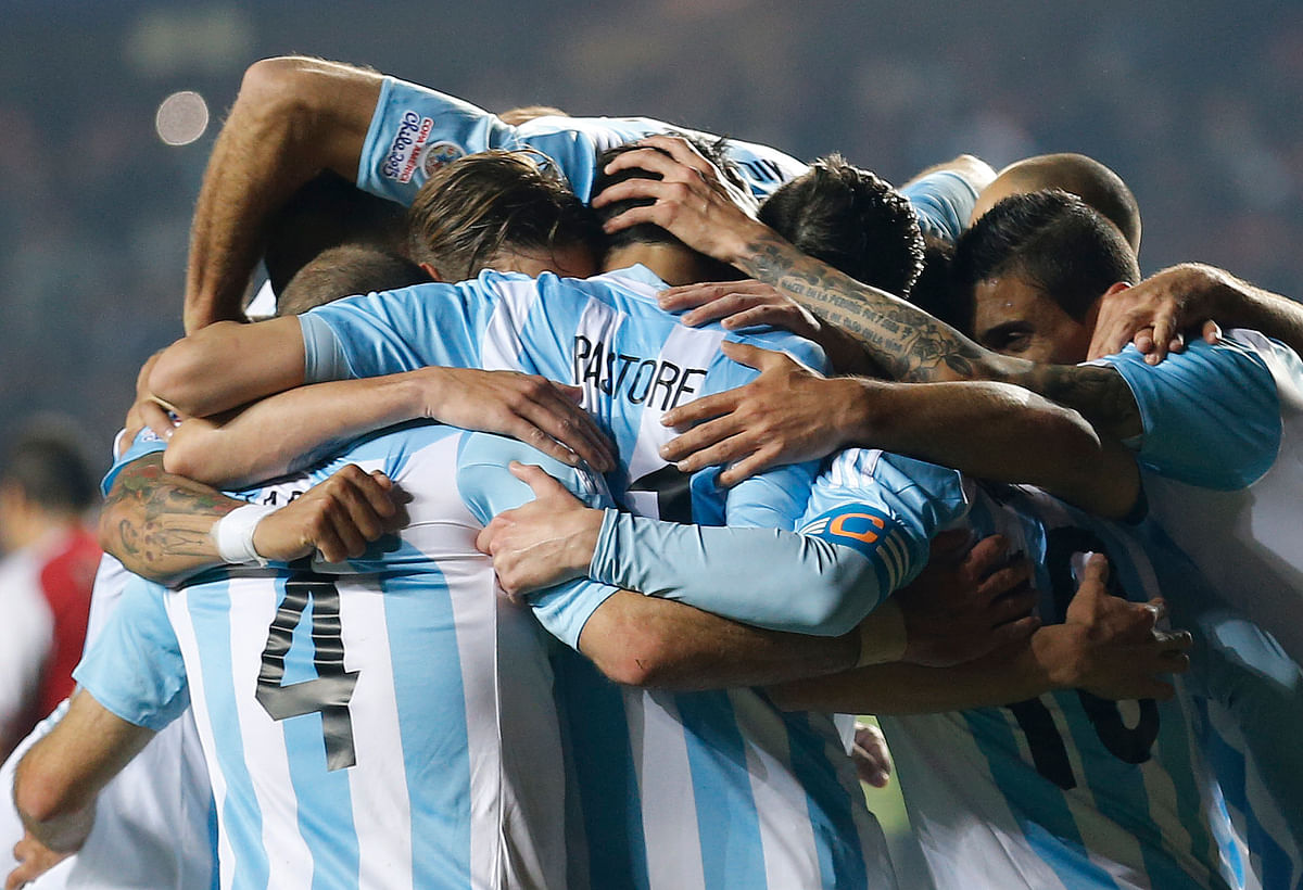 Lionel Messi'sDevastating Argentina Reach Copa Final