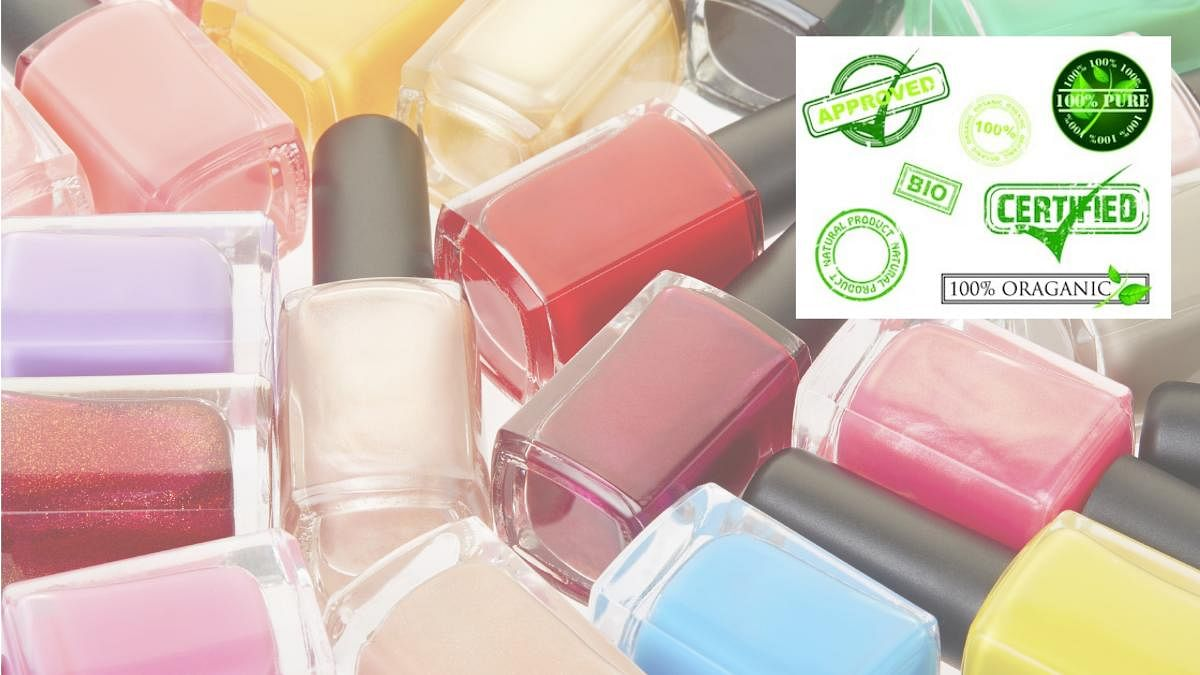 Cosmetics aren't packed foods where 'organic' means 'natural' (Photo: iStock)