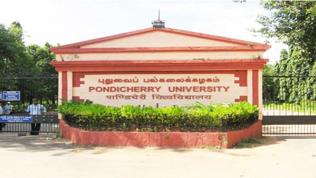 MHRD Orders Pondicherry University VC to Stay 'On Compulsory Wait'