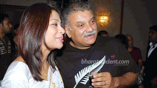 """Indrani and Peter Mukerjea. (Photo Courtesy: <a href=""""http://www.bharatstudent.com/cafebharat/event_photos_3-Hindi-Events-9xs_Yeh_Hai_Jalwa_Success_Bash-photo-galleries-1,8,1934,12.php"""">Bharatstudent.com</a>)"""