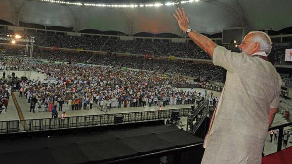Bridging the Gulf: Modi, UAE RecogniseNew Realities in West Asia