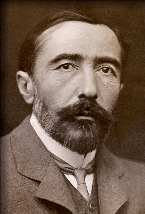 Novelist Joseph Conrad (Photo: Wikipedia)