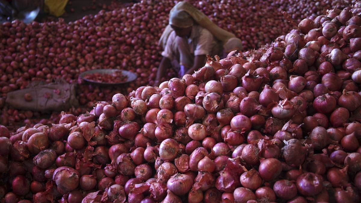 Onion Prices Hit Two-year High at Rs 4,900 per Quintal