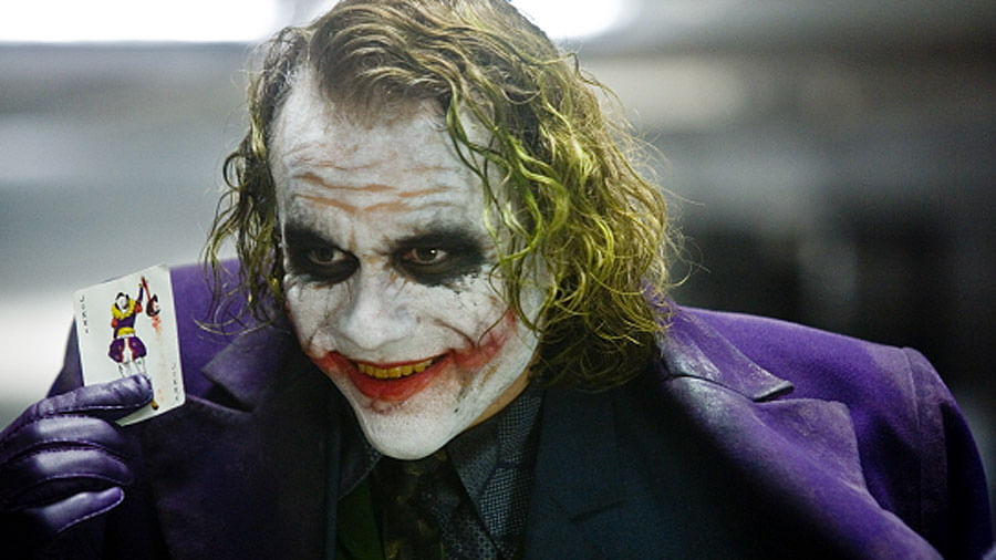 Heath Ledger's sensational performance led to Joker's popularity soaring worldwide.