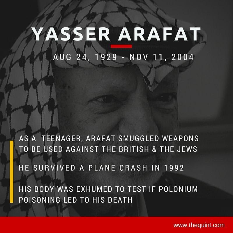 Remembering Palestine's Yasser Arafat On His Birth Anniversary
