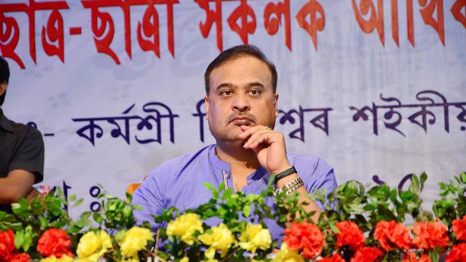 Assam Cong Strongman Himanta Biswa Sarma To Join BJP
