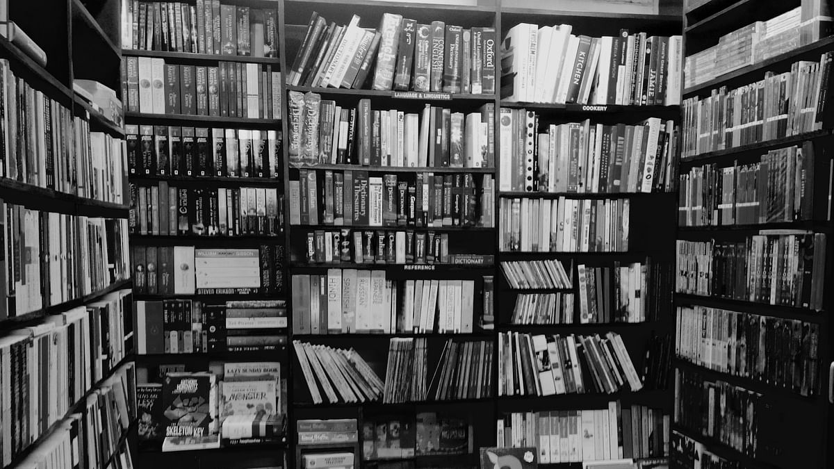 Inside Fact & Fiction, a 30 year old bookstore that closed down in New Delhi