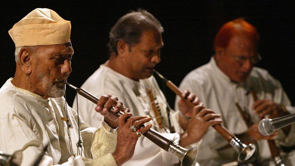 Shehnai maestro, Ustad Bismillah Khan. (Photo: Reuters)