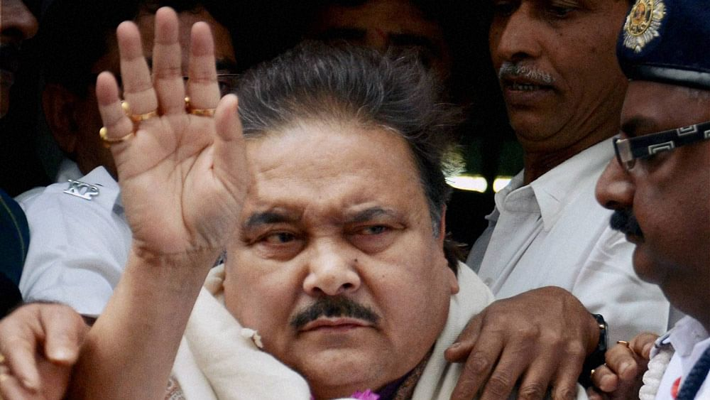Former West Bengal Transport minister Madan Mitra. (Photo: PTI)
