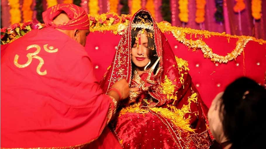 Radhe Maa. <i>(Photo Courtesy: Radhe Maa's website)</i>
