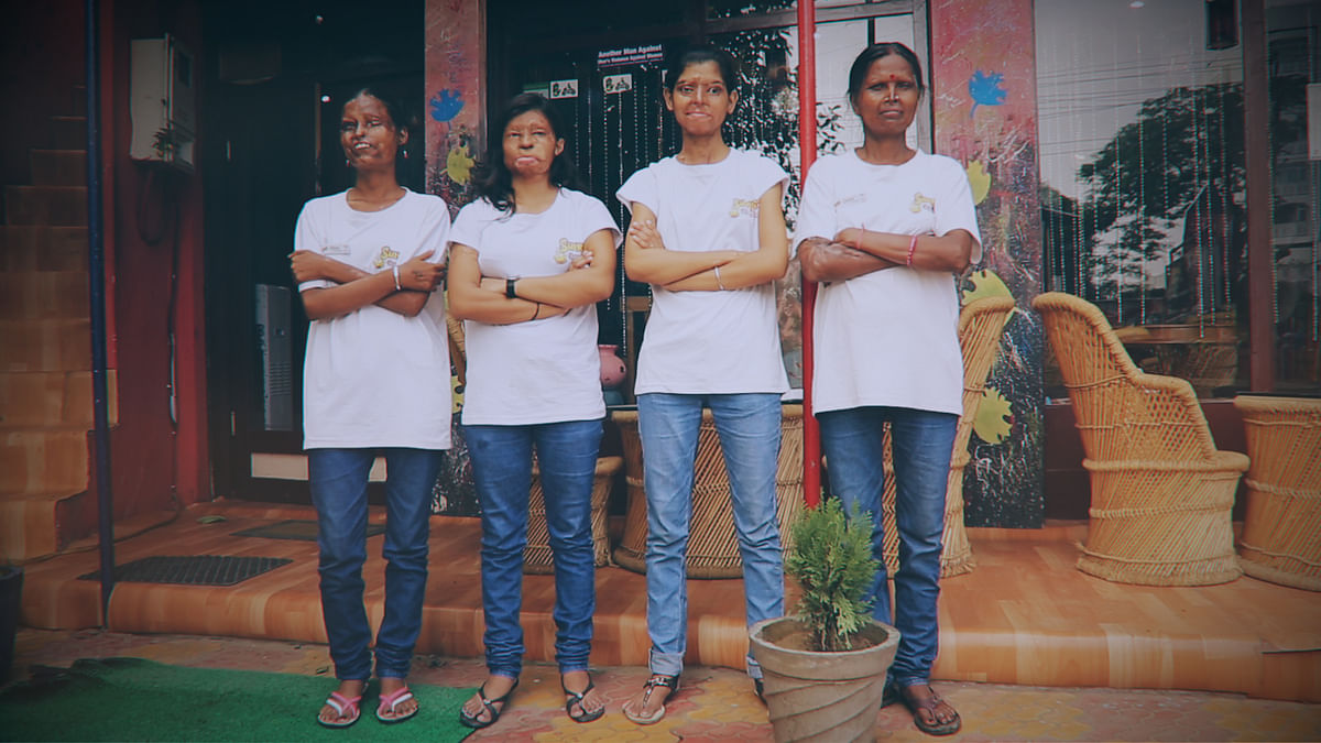 Sheroes Hangout – ACafe Run by Acid Attack Survivors in Agra