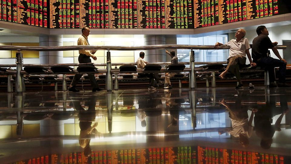 Markets make smart gains ahead of Fed's rate decision. (Photo: Reuters)