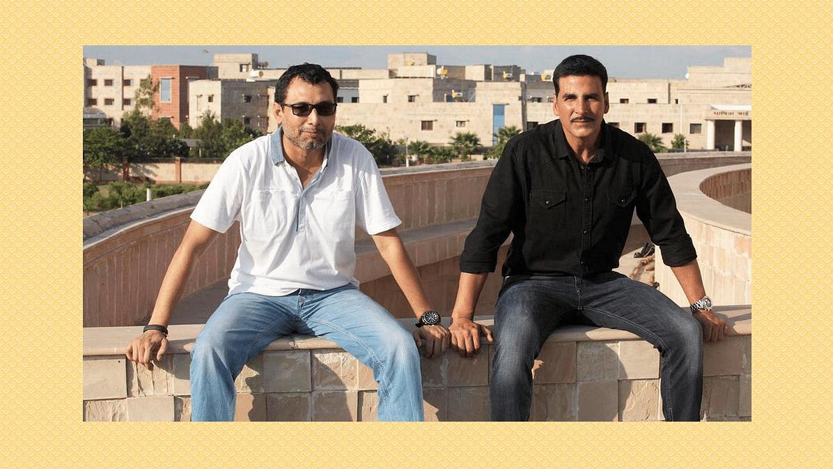 """Neeraj Pandey talks about friend and collaborator Akshay Kumar on the actor's birthday (Photo: Twitter/<a href=""""https://twitter.com/MumbaiAkkians/status/556403538331308033"""">@MumbaiAkkians</a>)&nbsp;"""
