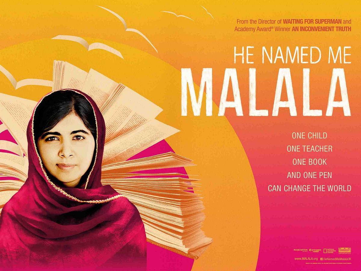 Davis Guggenheim's <i>He Named Me Malala</i>