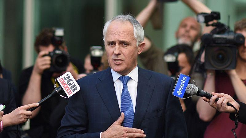 Prime Minister Malcolm Turnbull. (Photo: AP)