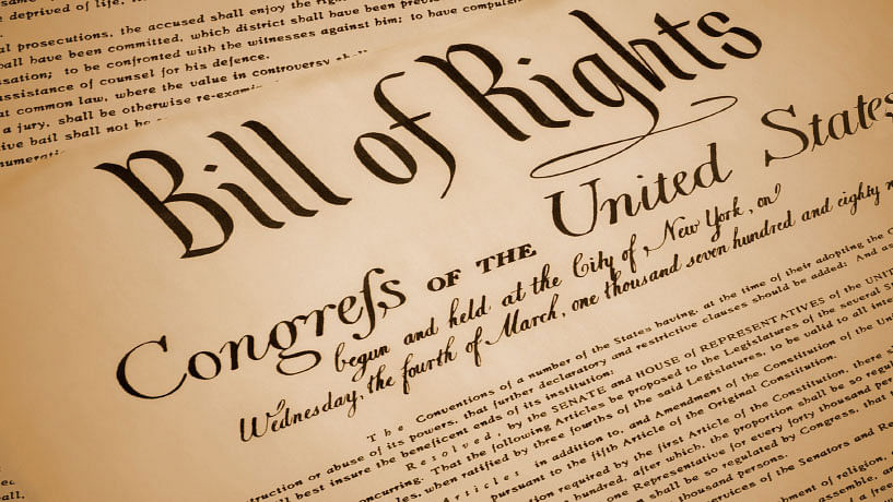 India's Fundamental Rights are strongly reminiscent of America's Bill of Rights. (Photo: iStock)