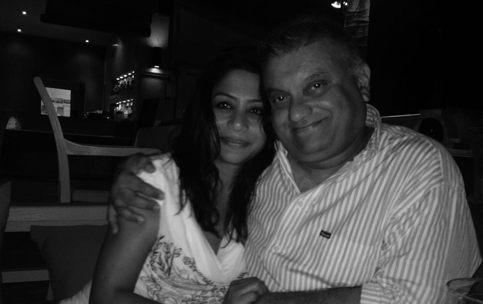 """Indrani and Peter Mukerjea. (Photo: <a href=""""https://www.facebook.com/photo.php?fbid=785489024809774&amp;set=pb.100000460525639.-2207520000.1443133214.&amp;type=3&amp;theater"""">facebook.com</a>)"""