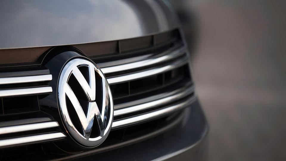 VW Motor Company Badge. (Photo: iStockphoto)