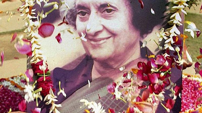 Indira Gandhi was assassinated on October 31, 1984. (Photo: PTI)