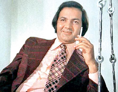 """""""The more relaxed you are, the better you look on screen"""", says actor Prem Chopra"""