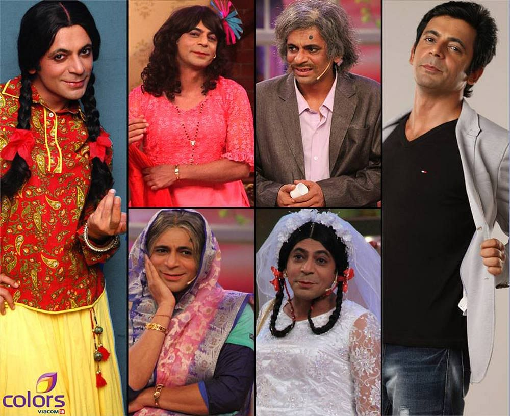 """Actor/Director Sunil Grover. (Photo: Facebook/<a href=""""http://https://www.facebook.com/ComedyNightsWithKapil?fref=ts"""">Comedy Nights With Kapil</a>)"""