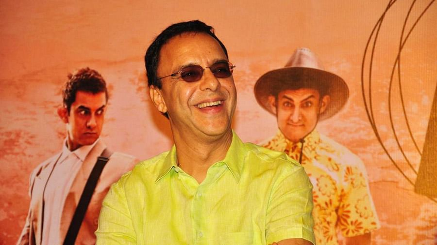 Vidhu Vinod Chopra turns a year older!