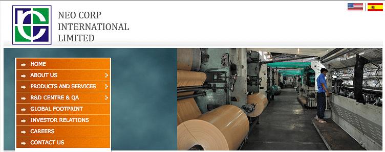 New Corp's website.