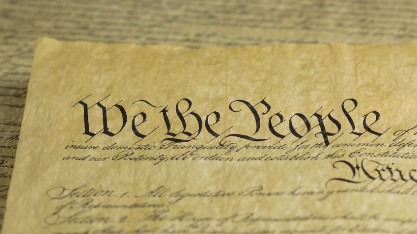 The Indian Constitution's stirring 'We the people' is inspired by the preamble in the American Constitution whichbegins the same way. (Photo: iStock)