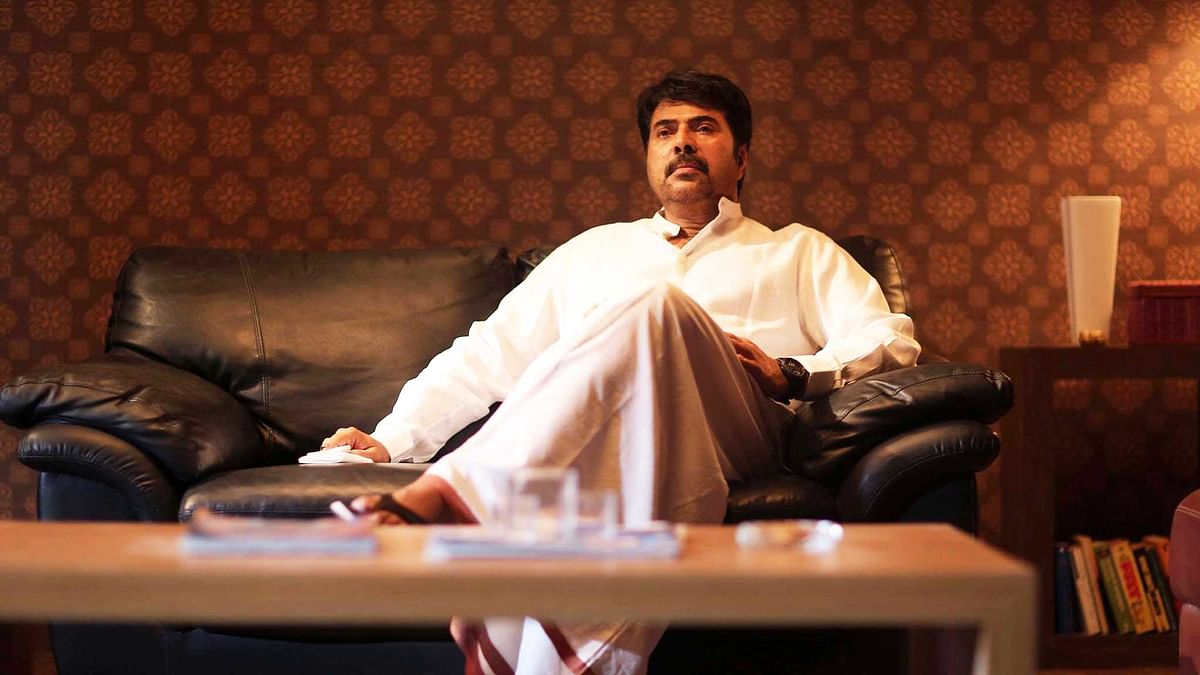 Mammootty continues to be a favourite with the masses and critics.