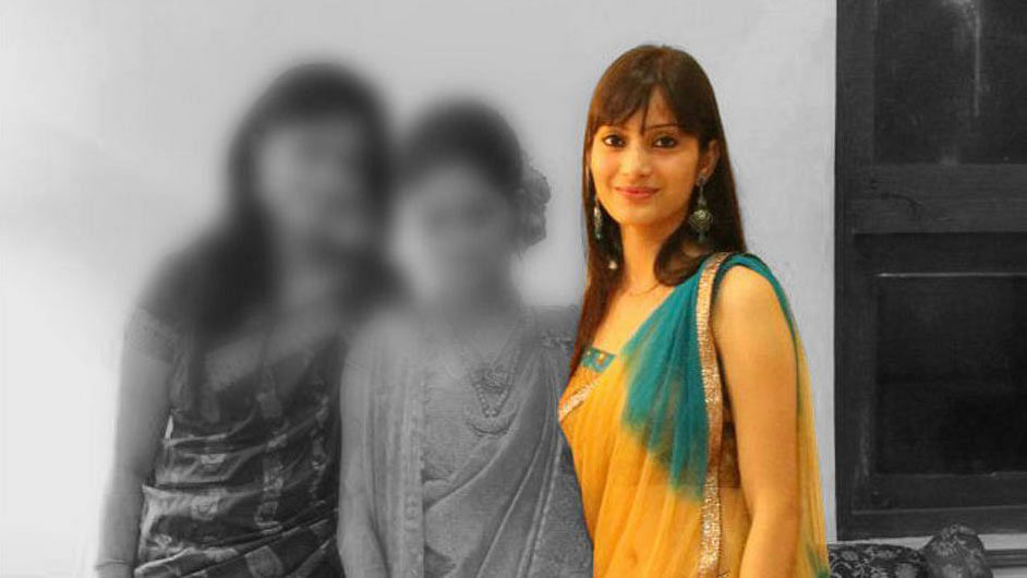 Sheena Bora was allegedly killed by her mother Indrani Mukerjea. (Photo: Altered by The Quint)