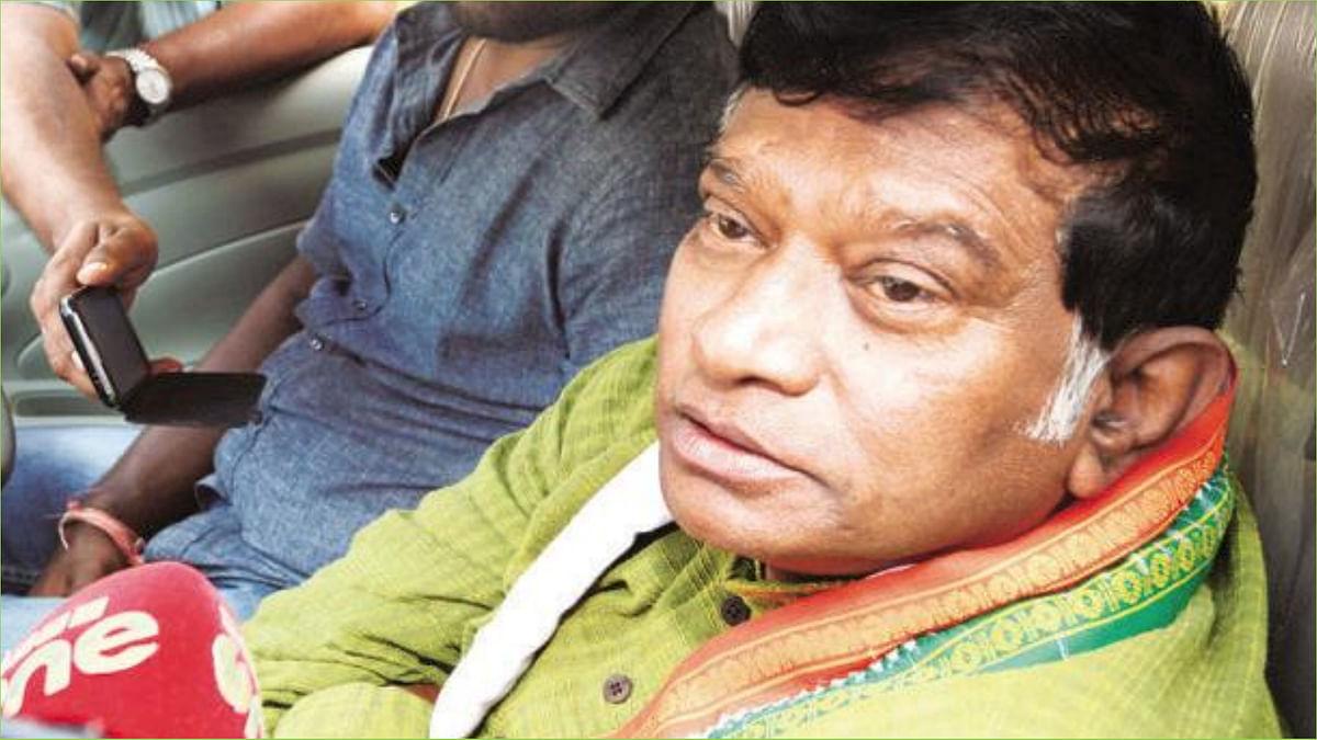 "Congress' Ajit jogi lost the election to BJP MP Chandanlal Sahu despite 10 other Chandan Lal Sahus. (Photo: <a href=""http://www.webkhabar.com/"">www.webkhabar.com</a>)"