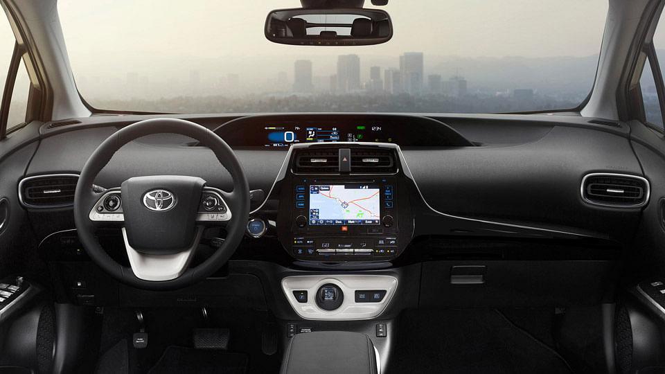Toyota Prius 2016. (Photo: Toyota)