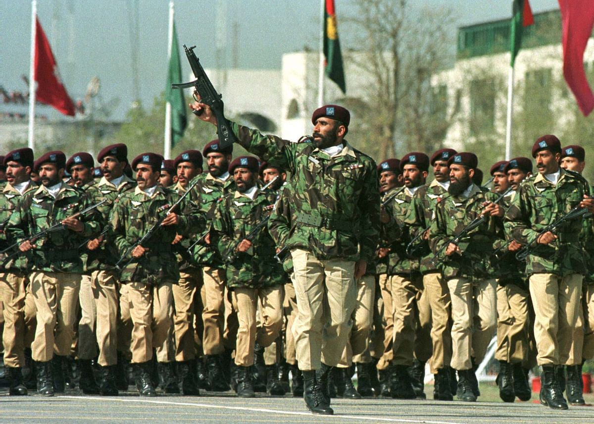 Pakistan army receives a lot of perks like land and houses in addition to pension. (Photo: Reuters)