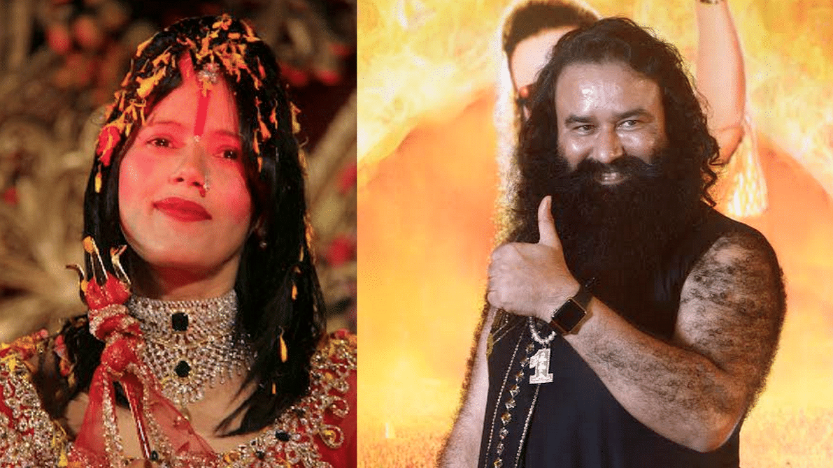"While Gurmeet Ram Rahim Singh is still contemplating being on Bigg Boss 9, Radhe Maa has surely turned it down. (L- Twitter/<a href=""https://twitter.com/ibnlive/status/638762305107263488"">@ibnlive</a>; R-&nbsp;Yogen Shah)"