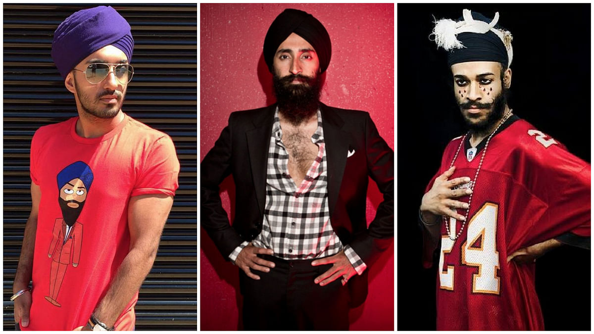 Seeking the Chic Sikh: The Turban, Taking Over the World