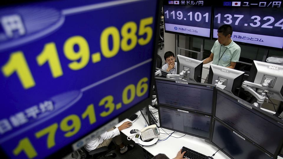 Asian markets power ahead after overnight gains on Wall Street & European indices (Photo: Reuters)