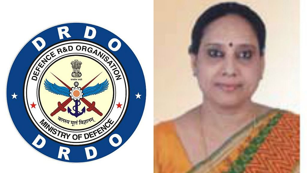 """J Manjula appointed as the DRDO'S first woman Director General&nbsp;(Photo Courtesy : <a href=""""http://www.drdo.gov.in/drdo/English/index.jsp?pg=homebody.jsp"""">DEFENCE RESEARCH &amp; DEVELOPMENT ORGANISATION</a>)"""