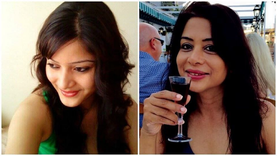 Sheena was allegedly murdered by her mother Indrani. The latter is in police custody. (Photo: Altered by The Quint)