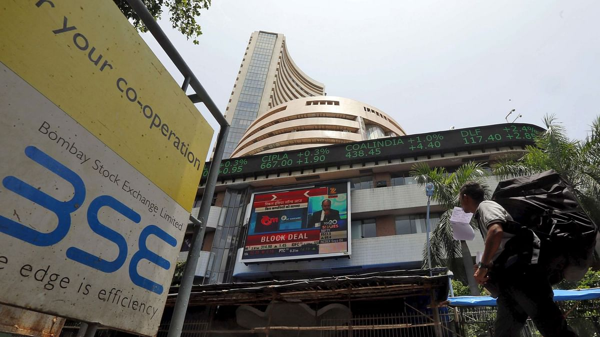 Indian stocks cheer the global rally (Photo: Reuters)