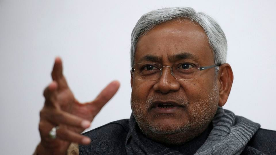 Bihar's chief minister and leader of Janata Dal United party Nitish Kumar. (Photo: Reuters)