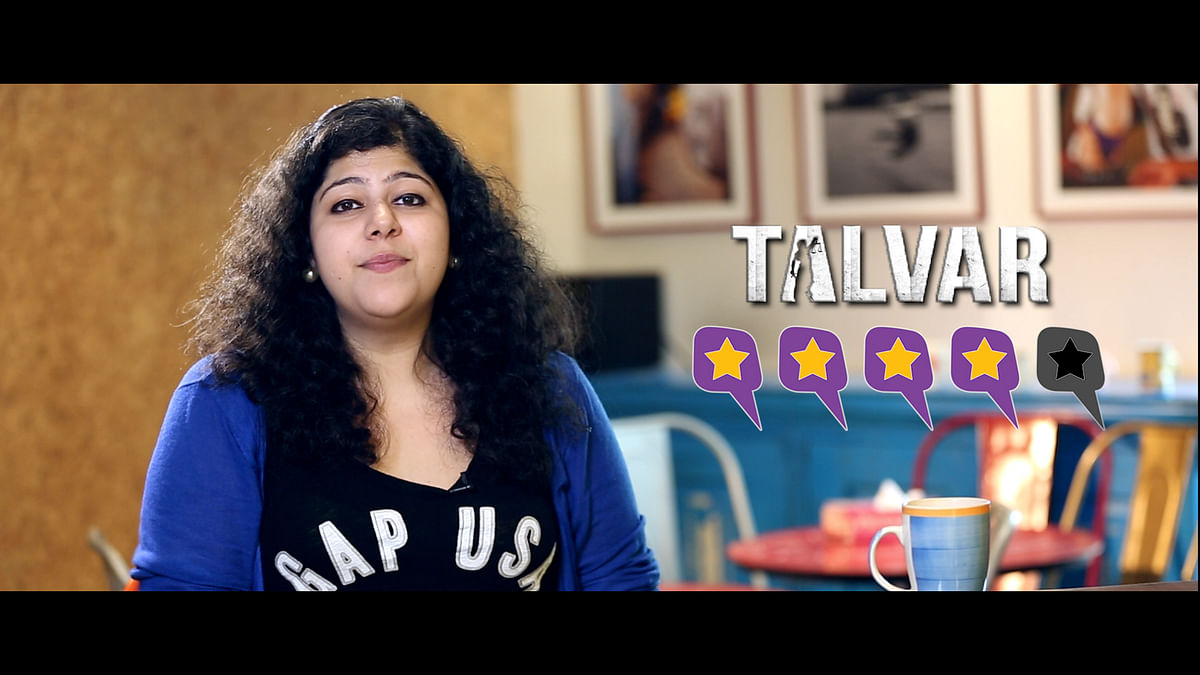 Stutee Ghosh reviews <i>Talvar. </i>(Photo: <b>The Quint</b>)