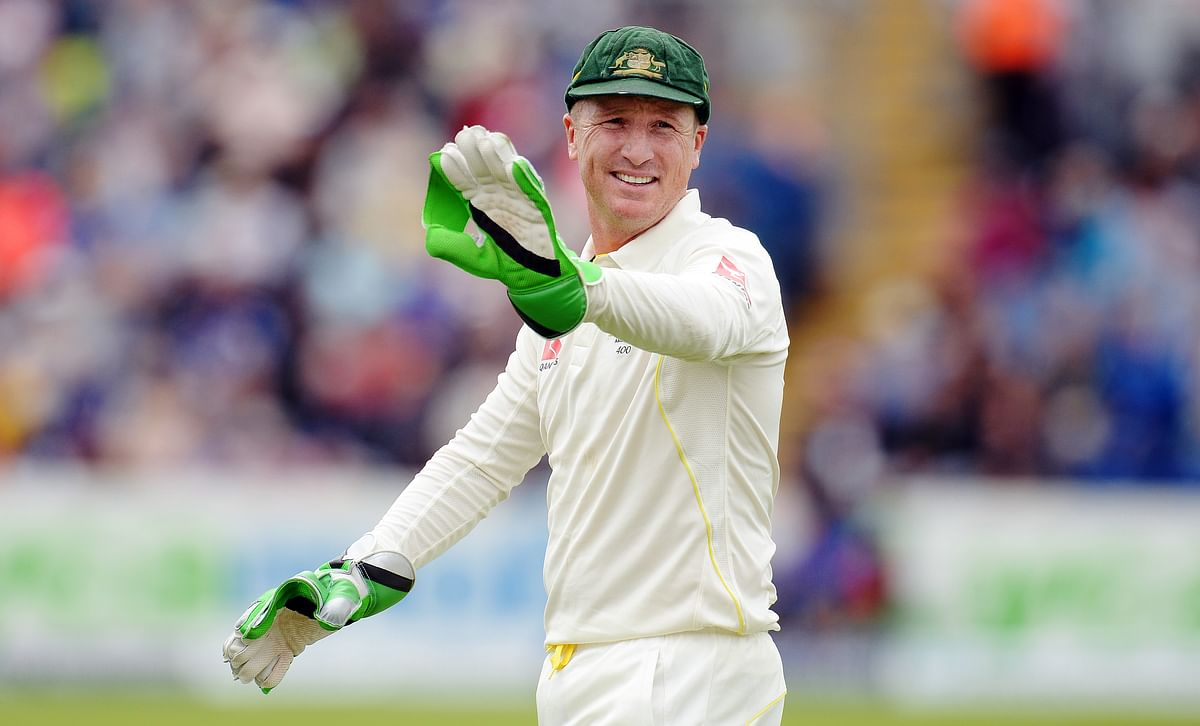 Brad Haddin scored only two half-centuries in the last two years.(Photo: Reuters)