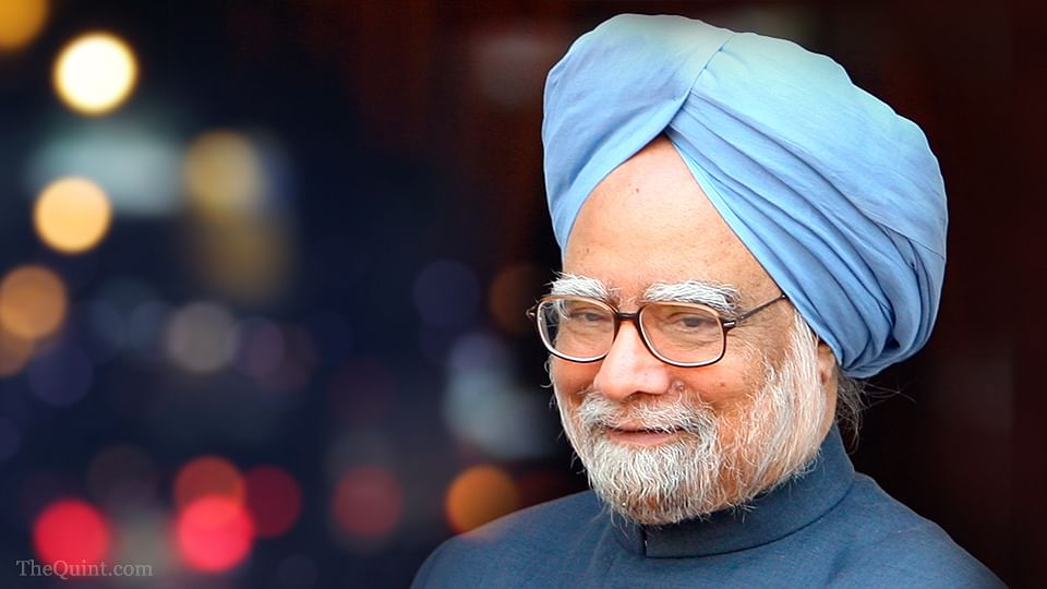 A file photo of Manmohan Singh.